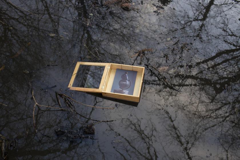 L'achéron – Livre fluvial